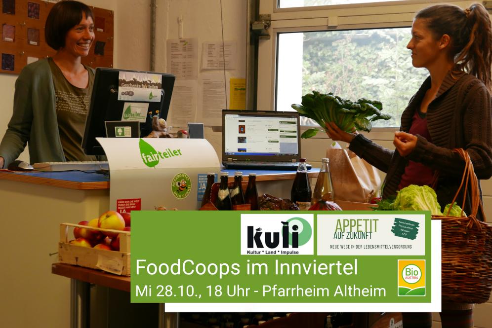 foodcoop Fairteiler Scharnstein