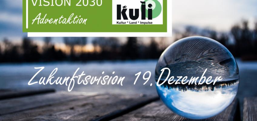 Zukunftsvision 19. Dez